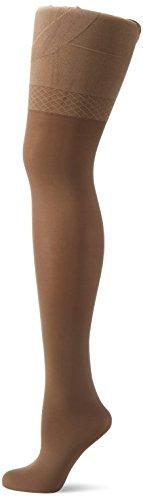 Envie Mujer Micro de Slim de Up de 50gestaltung Medias Mujer en microfibra con efecto lifting de en el trasero Avana