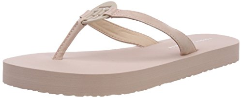 Rose Tommy Femme Hilfiger Playful Tongs Sandal dusty Hardware 502 Beach Orx0rSP7q