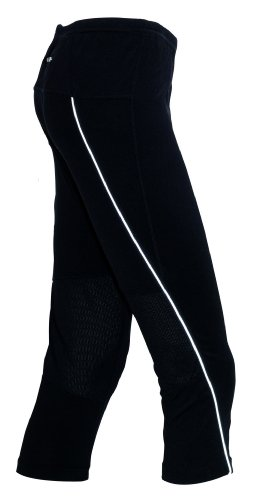 Ladies' Running 3/4 Tights/James & Nicholson (JN 313) S M L XL