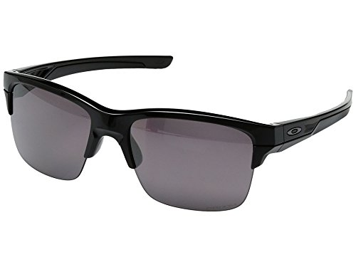 Oakley Thinlink Polarized Sunglasses, Polished Black/Prizm Daily, One - Oakley Latest Design