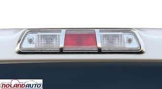 Carrichs Chrome Third Brake Light Covers 2009-2014 Ford F-150 (F150 3rd Brake Light Cover)