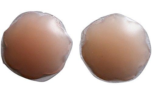 Flirtzy Reusable Self Adhesive Silicone Nipple Cover
