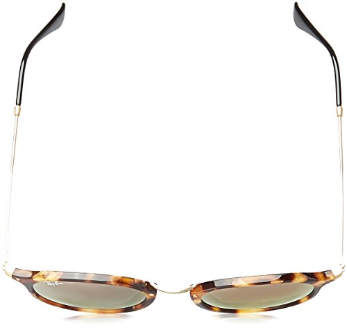 Havana Hombre 11607O Ban Brown Spotted 0Rb2447 49 Gafas para Sol Ray de gvq7xx