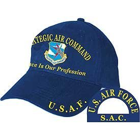 STRATEGIC AIR COMMAND SAC HAT - Veteran Owned Business by EE (Image #2)