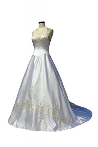 Embroidery Custom Handmade wd58133 Gown Wedding Wedding Color Daisyformals Strapless Dress 6xPfwRxqI