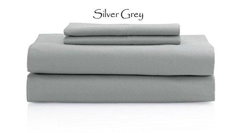 Siam Bedding 600-Thread-Count 100%Cotton Soft Luxurious