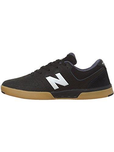 Nieuwe Balans Heren Nm533obw Zwart / Wit / Gom