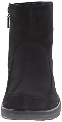 Fitfloploaff Shorty Mujer Negro Zip Botas rwrzpnxZqY