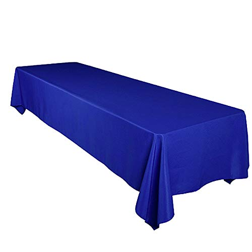 Parfair Dessin Satin Tablecloth Table Overlay Cover for Wedding Banquet Decoration, Bright Silk and Premium Smooth Fabric Party Table Decoration (Table Cloth - 60
