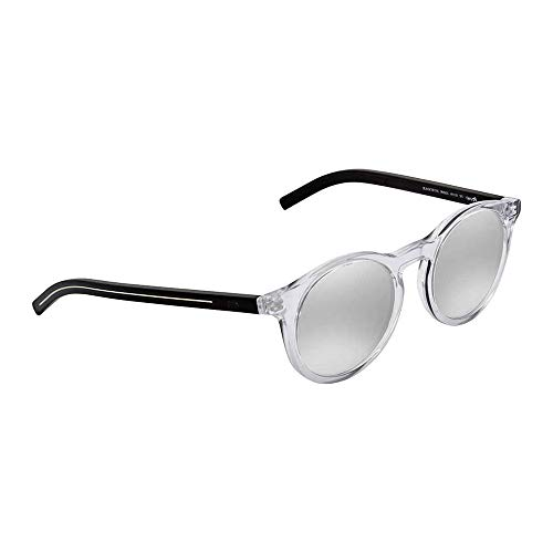 (Christian Dior Unisex Cd_Blacktie170s 48Mm Sunglasses)