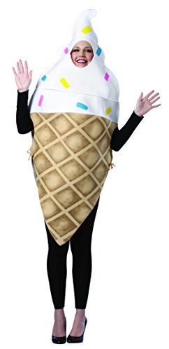 ice cream cone costume - 3