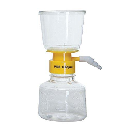 Bottle Top Vacuum Filter, 250m, PES Membrane, 0.22µm, 24 Filter Tops/Unit by Olympus Plastics