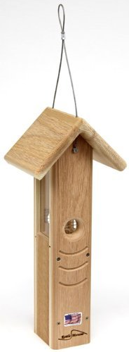 Kettle Moraine Cedar Woodpecker Feeder Kettle Moraine Woodworking 8460-CA