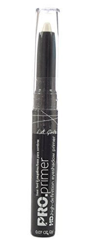 LA Girl High Definition Eye Shadow Primer White