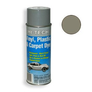 Hi-Tech Vinyl Plastic & Carpet Dye - 16 oz. (Dove Gray)