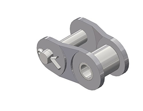 Senqcia Ultra-Max 50HUMCL Heavy Series Connecting Link, Spring Clip Type, Single Strand, 1.17
