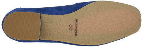 Delle Donne Tacchi Dchicas Chiuso Punta Ante Azul Blu 5100 qgFdF5