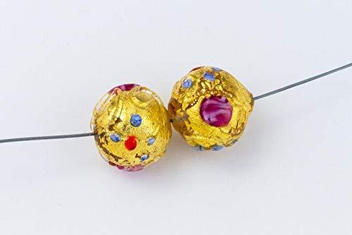 16 Mm Venetian Bead - 2