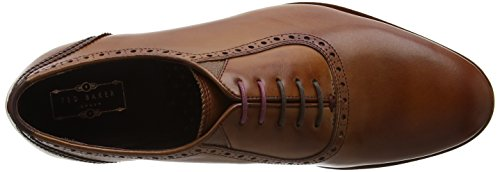 Ted Baker Anice, Scarpe Stringate Oxford Uomo Marrone (Tan)