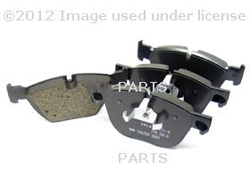 BMW 34-11-6-852-253 Repair Kit Brake Pad Bmw Oem Brake Pads