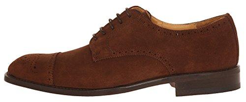 10449 Chaussures à Homme Classique Spencer SU John Coupe et Lacets Hqp65TM