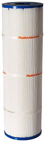 Pleatco PLBS100 Replacement Cartridge for Rainbow, Waterway, Leisure Bay, S2/G2 Spa 100-Square-Foot, 1 Cartridge ()