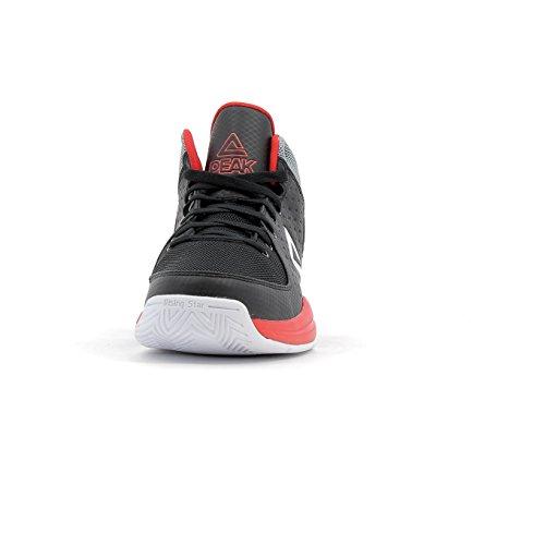 Peak Thunder, Black / Grey / Red