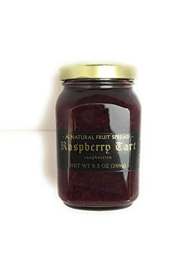 Jam Mountain Fruit - Mountain Fruit Company, Jam Raspberry Tart, 9.5 Ounce