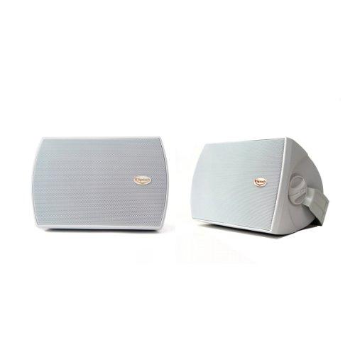 Klipsch AW-500 65-Watt All-Weather Outdoor Loudspeaker (White) (Discontinued by Manufacturer)
