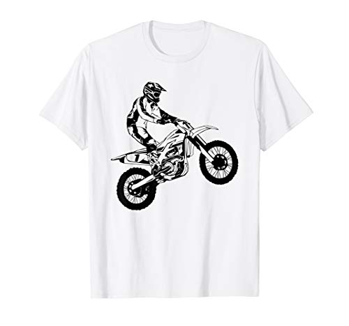 Moto Cross Motorcycle Race T-shirt Supercross Enduro Offroad