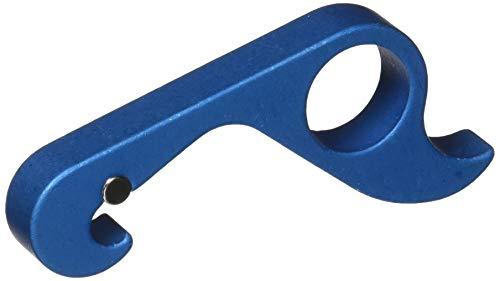 GrabOpener One Handed Grab Opener for Bottles, Blue