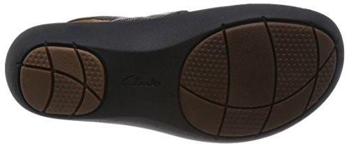 Clarks, UN HARVEST, Sandalia bronce de Mujer