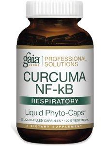 Gaia Herbs (Professional Solutions) Curcuma NF-kB: Respiratory 60 caps
