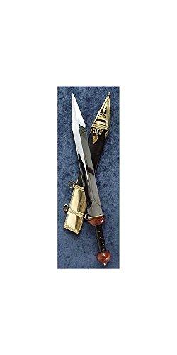 Wood Handle Gladiator Sword w Sheath (Gladiator Sword And Sheath)