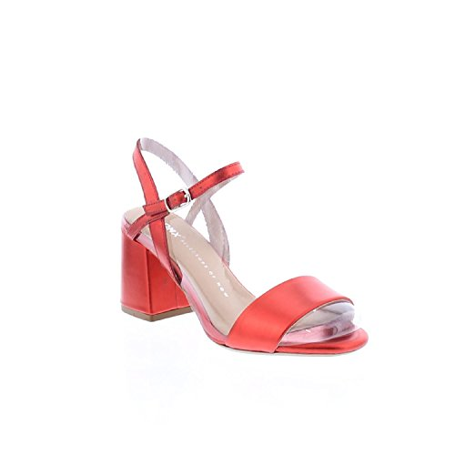 Bronx 84495 Para g Rojo Mujer Sandalias Jagger vqOvTCB