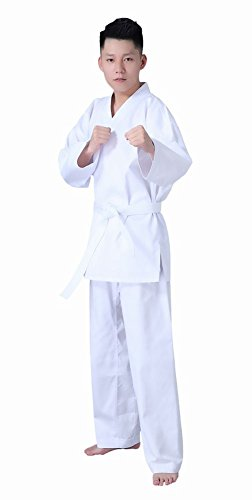 POJ T (Karate Gi Halloween Costume)