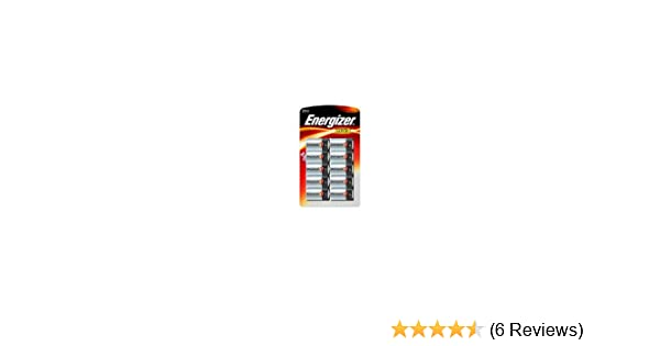 E92BPF-6 6 pack Energizer 06473 AAA Cell 1.5 volt MAX Battery