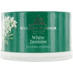 WOODS OF WINDSOR WHITE JASMINE by Woods of Windsor DUSTING POWDER 3.5 OZ WOODS OF WINDSOR WHITE JAS