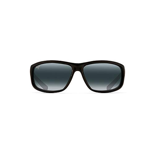 Maui Jim Sunglasses   Mens   Spartan Reef HT278   Wrap Frame, Polarized Lenses, with Patented PolarizedPlus2 Lens Technology