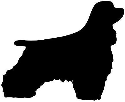 I Love My Cocker SpanielHigh Quality Vinyl Dog Window Decal Sticker