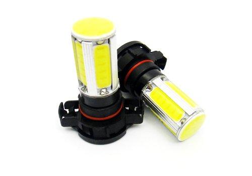 [해외]LEDIN H16 5202 9009 높은 전력 COB LED 25W 안개 램프 주간 러닝 화이트 화이트/LEDIN H16 5202 9009 High Power COB LED 25W Fog Lamp Daytime Run