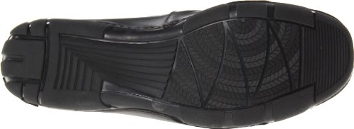 Kenneth Cole Reactie Heren De Tour Lederen Instappers Loafer Zwart