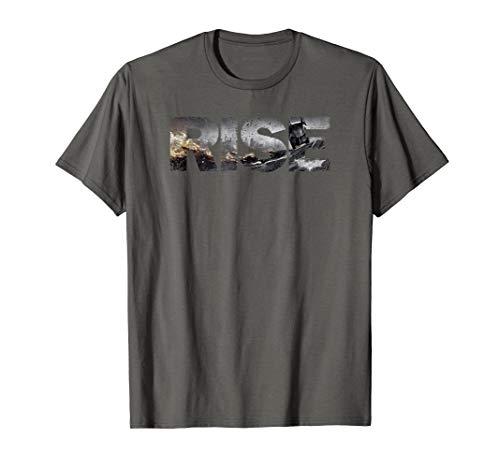 Batman Dark Knight Rises Title T Shirt
