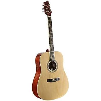 savannah sgd 12 bk dreadnought guitar black musical instruments. Black Bedroom Furniture Sets. Home Design Ideas