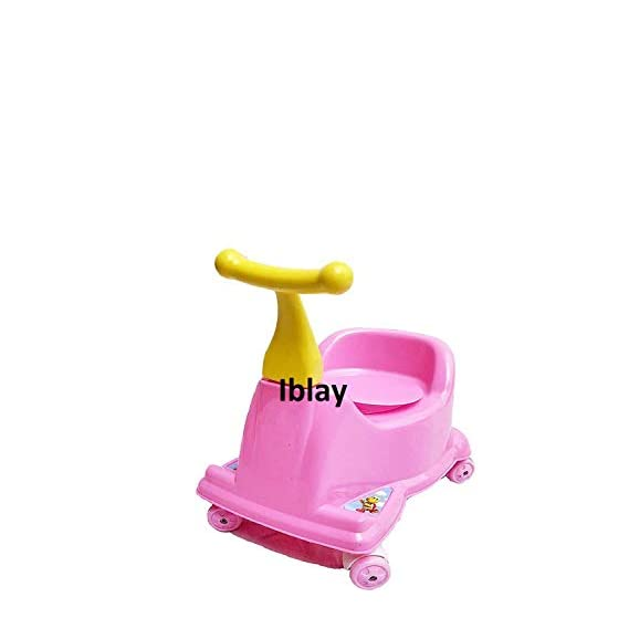 Iblay Made in India Scooter - Baby Potty Training Seat with Removable Tray  Pot  Chair  Potty Toilet Trainer Seat for