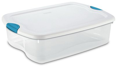 Sterilite 18868006 35 Quart Ultra™ Underbed Storage Box by STERILITE