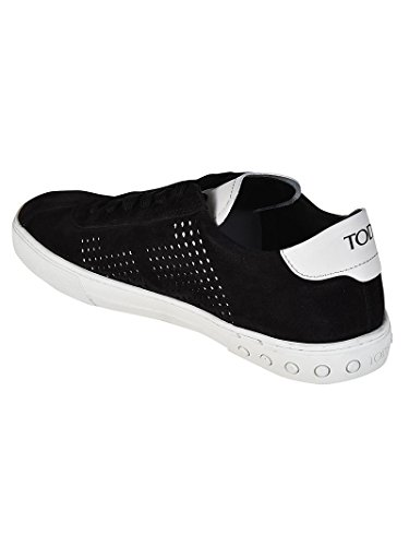 Tods Sneaker in Pelle Scamosciata Nera Nero XXM0XY0X990EYD