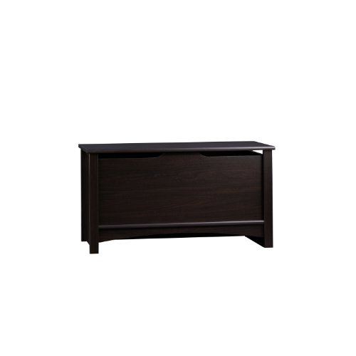 Sauder Shoal Creek Storage Chest, Jamocha Wood Finish