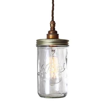Pendantlighting Jam Jar Pendant Light