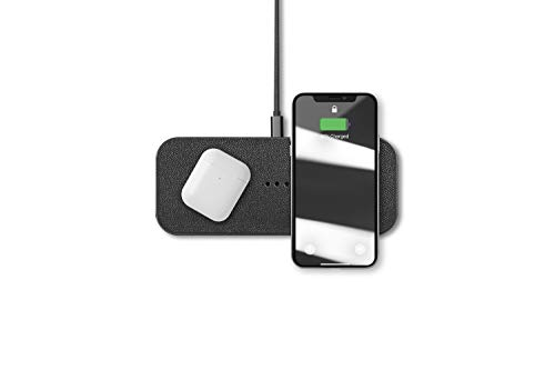 Charge your phone without having to plug it in